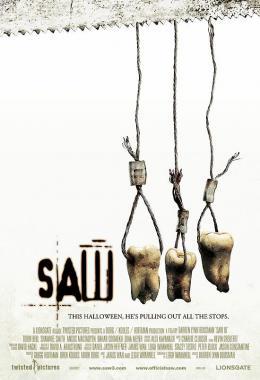 photo 15/24 - Affiche américaine - Saw 3 - © Métropolitan Film