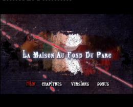 photo 1/2 - Menu Dvd - La Maison au fond du Parc - © TF1 Vidéo