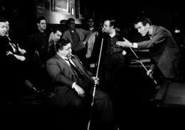 photo 8/14 - Jackie Gleason, Paul Newman - L'Arnaqueur - © Swashbuckler Films