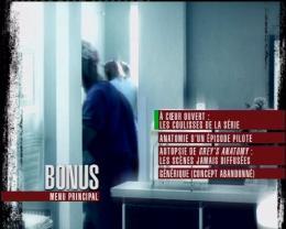 photo 28/28 - Menu Dvd - Grey'S Anatomy - Saison 1 - © Buena Vista Home Entertainment