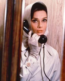 photo 3/6 - Audrey Hepburn - Charade - © Action Cinéma