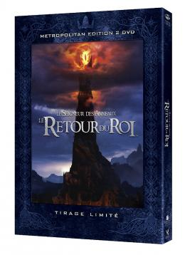 photo 17/18 - Dvd - Edition avec les deux versions - Le seigneur des anneaux : le retour du roi - © Métropolitan Film