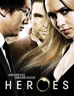 photo 12/12 - Saison 4 - Heroes - Saison 4