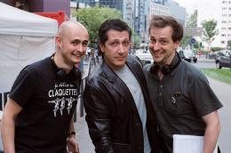 Nicolas Charlet Bruno Lavaine, Alain Chabat,Nicolas Charlet photo 2 sur 3
