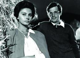 La Ciociara Sophia Loren et Jean-Paul Belmondo photo 3 sur 5