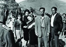 La Ciociara Sophia Loren, Jean-Paul Belmondo et Carlo Ninchi photo 1 sur 5