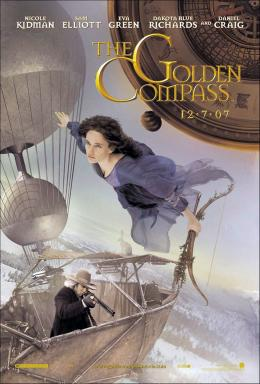 photo 80/100 - Affiche VO - A la croisée des mondes : La boussole d'or - © Métropolitan Film