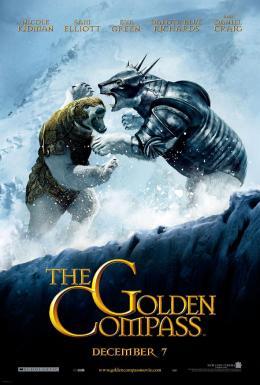 photo 90/100 - Affiche VO - A la croisée des mondes : La boussole d'or - © Métropolitan Film