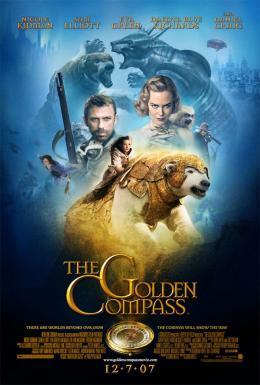 photo 91/100 - Affiche VO - A la croisée des mondes : La boussole d'or - © Métropolitan Film