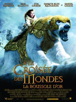 photo 94/100 - Affiche française - A la croisée des mondes : La boussole d'or - © Métropolitan Film