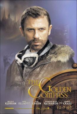 photo 78/100 - Affiche VO - A la croisée des mondes : La boussole d'or - © Métropolitan Film