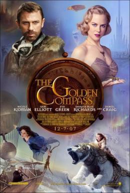 photo 76/100 - Affiche VO - A la croisée des mondes : La boussole d'or - © Métropolitan Film