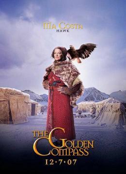 photo 86/100 - Affiche VO - A la croisée des mondes : La boussole d'or - © Métropolitan Film