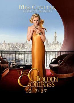 photo 82/100 - Affiche VO - A la croisée des mondes : La boussole d'or - © Métropolitan Film