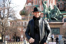 photo 49/52 - Hugh Jackman lors de la présentation du film à Paris (Avril 2009) - X-Men Origins : Wolverine - © 20th Century Fox