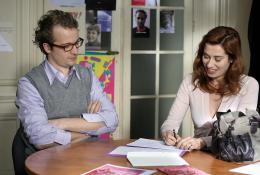 Deux Vies Plus Une Jocelyn Quivrin et Emmanuelle Devos photo 5 sur 10
