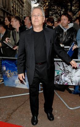 photo 106/263 - Alan Menken (le compositeur) - Avant-Première à Londres, octobre 2007 - Il était une fois - © Walt Disney Studios Motion Pictures France