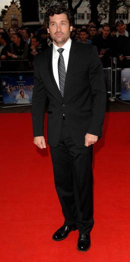 photo 60/263 - Patrick Dempsey - Avant-Première à Londres, octobre 2007 - Il était une fois - © Walt Disney Studios Motion Pictures France