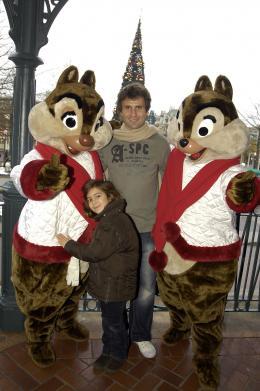 photo 139/263 - Fabrice Santoro - Avant-Première à Paris - Novembre 2007 - Il était une fois - © Walt Disney Studios Motion Pictures France