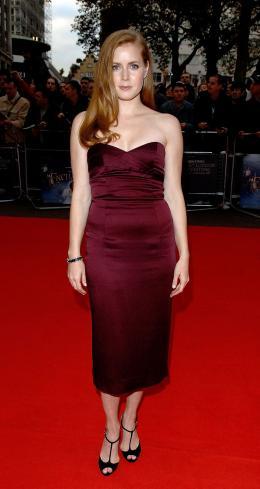 photo 72/263 - Amy Adams - Avant-Première à Londres, octobre 2007 - Il était une fois - © Walt Disney Studios Motion Pictures France