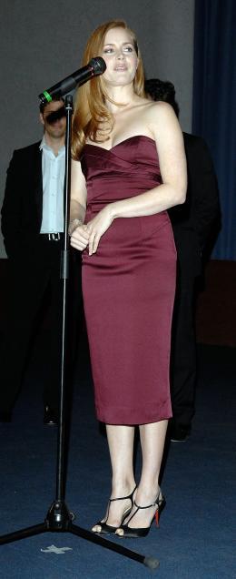photo 69/263 - Amy Adams - Avant-Première à Londres, octobre 2007 - Il était une fois - © Walt Disney Studios Motion Pictures France