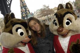 photo 138/263 - Sandrine Quétier - Avant-Première à Paris - Novembre 2007 - Il était une fois - © Walt Disney Studios Motion Pictures France