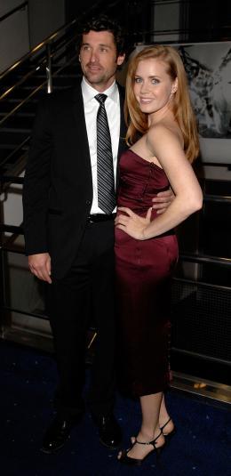 photo 109/263 - Patrick Dempsey et Amy Adams - Avant-Première à Londres, octobre 2007 - Il était une fois - © Walt Disney Studios Motion Pictures France