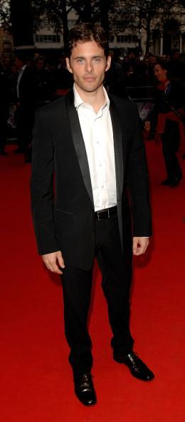 photo 90/263 - James Marsden - Avant-Première à Londres, octobre 2007 - Il était une fois - © Walt Disney Studios Motion Pictures France