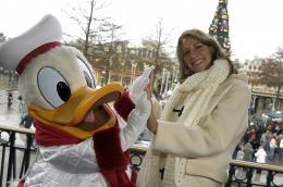 photo 143/263 - Maud Fontenoy - Avant-Première à Paris - Novembre 2007 - Il était une fois - © Walt Disney Studios Motion Pictures France