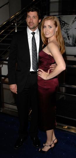 photo 112/263 - Patrick Dempsey et Amy Adams - Avant-Première à Londres, octobre 2007 - Il était une fois - © Walt Disney Studios Motion Pictures France