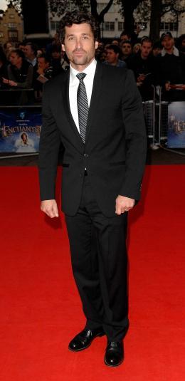 photo 61/263 - Patrick Dempsey - Avant-Première à Londres, octobre 2007 - Il était une fois - © Walt Disney Studios Motion Pictures France