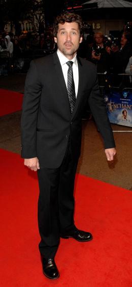 photo 53/263 - Patrick Dempsey - Avant-Première à Londres, octobre 2007 - Il était une fois - © Walt Disney Studios Motion Pictures France