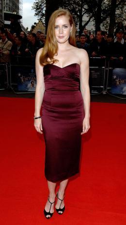 photo 75/263 - Amy Adams - Avant-Première à Londres, octobre 2007 - Il était une fois - © Walt Disney Studios Motion Pictures France