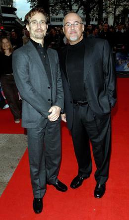 photo 105/263 - Alan Menken (le compositeur) - Avant-Première à Londres, octobre 2007 - Il était une fois - © Walt Disney Studios Motion Pictures France