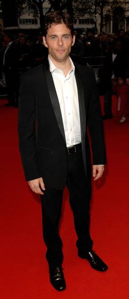 photo 91/263 - James Marsden - Avant-Première à Londres, octobre 2007 - Il était une fois - © Walt Disney Studios Motion Pictures France