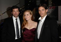 photo 122/263 - Patrick Dempsey, Amy Adams et James Marsden - Avant-Première à Londres, octobre 2007 - Il était une fois - © Walt Disney Studios Motion Pictures France