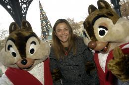 photo 137/263 - Sandrine Quétier - Avant-Première à Paris - Novembre 2007 - Il était une fois - © Walt Disney Studios Motion Pictures France
