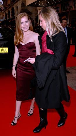 photo 77/263 - Amy Adams - Avant-Première à Londres, octobre 2007 - Il était une fois - © Walt Disney Studios Motion Pictures France