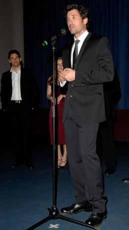 photo 51/263 - Patrick Dempsey - Avant-Première à Londres, octobre 2007 - Il était une fois - © Walt Disney Studios Motion Pictures France