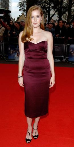 photo 74/263 - Amy Adams - Avant-Première à Londres, octobre 2007 - Il était une fois - © Walt Disney Studios Motion Pictures France