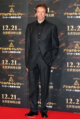 photo 41/120 - Jerry Bruckheimer  - Avant-Première à Tokyo le 5 décembre 20087 - Benjamin Gates et le Livre des Secrets - © Walt Disney Studios Motion Pictures France