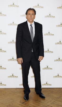 photo 114/120 - Nicolas Cage. Avant-Première à Londres le 10 décembre 2007 - Benjamin Gates et le Livre des Secrets - © Walt Disney Studios Motion Pictures France