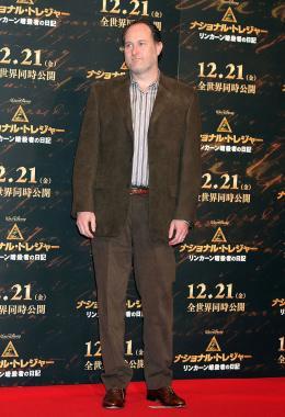 photo 44/120 - Jon Turteltaub - Avant-Première à Tokyo le 5 décembre 2007 - Benjamin Gates et le Livre des Secrets - © Walt Disney Studios Motion Pictures France