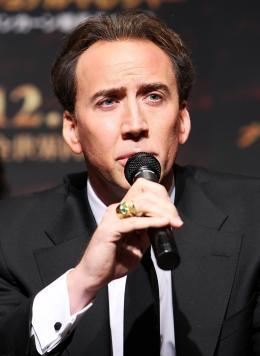 photo 54/120 - Nicolas Cage - Avant-Première à Tokyo le 5 décembre 2007 - Benjamin Gates et le Livre des Secrets - © Walt Disney Studios Motion Pictures France