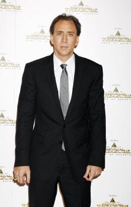photo 81/120 - Nicolas Cage. Avant-Première à Londres le 10 décembre 2007 - Benjamin Gates et le Livre des Secrets - © Walt Disney Studios Motion Pictures France