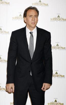 photo 99/120 - Nicolas Cage. Avant-Première à Londres le 10 décembre 2007 - Benjamin Gates et le Livre des Secrets - © Walt Disney Studios Motion Pictures France