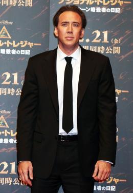 photo 38/120 - Nicolas Cage - Avant-Première à Tokyo le 5 décembre 2007 - Benjamin Gates et le Livre des Secrets - © Walt Disney Studios Motion Pictures France