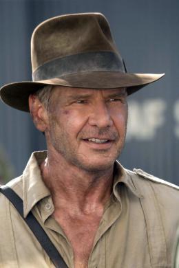 photo 20/126 - Harrison Ford - Indiana Jones et le Royaume du Cr�ne de Cristal - © Paramount