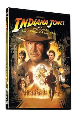 photo 126/126 - Dvd - �dition simple - Indiana Jones et le Royaume du Cr�ne de Cristal - © Paramount