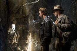 photo 27/126 - Shia Labeouf, Harrison Ford - Indiana Jones et le Royaume du Cr�ne de Cristal - © Paramount